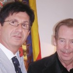 Vaclav Havel, Staatspraesident der Tschechoslowakei